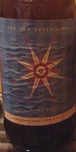 Bourbon Barrel Aged Tom Green Beer