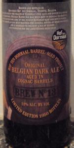 Barrel-Aged Project Brew No. 13 - Cognac