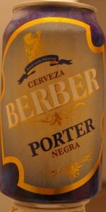 Berber Cerveza Negra (Porter)