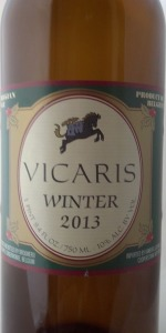 Vicaris Winter 13