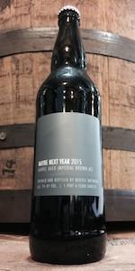 Maybe Next Year - Bourbon Barrel Aged
