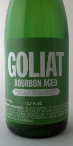 Goliat - Bourbon Barrel-Aged