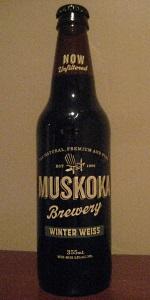 Muskoka Winter Weiss