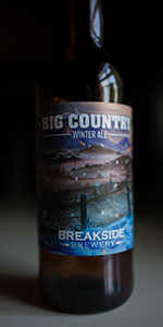 Big Country Winter Ale