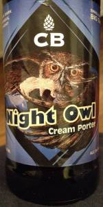 Night Owl Cream Porter