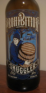 Smuggler Scotch Ale