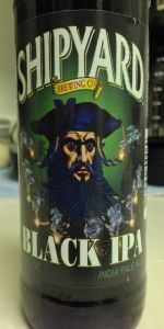 Shipyard Black IPA