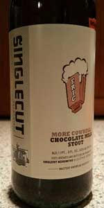 ERIC More Cowbell! Chocolate Milk Stout