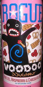 Voodoo Doughnut Pretzel, Raspberry & Chocolate Ale