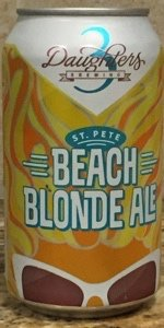 St. Pete Beach Blonde Ale