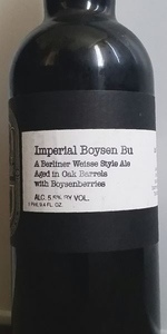 Imperial Boysen Bu