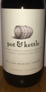 Pot & Kettle - Bully Boy American Straight Whiskey Barrel Aged