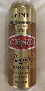 """CÄ""""su Premium Amber"""