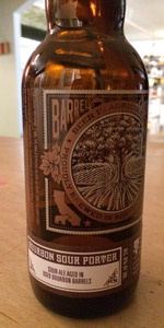 Bourbon Sour Porter
