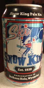 Snow King Pale Ale