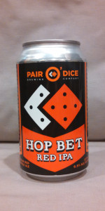 Hop Bet Red Ale