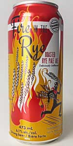 Fire In The Rye