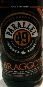 Barrel Aged Series: Braggot