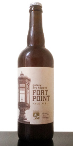 Galaxy Dry Hopped Fort Point Pale Ale