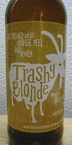Trashy Blonde