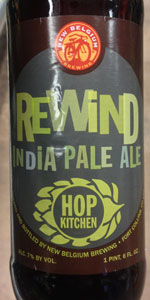 Hop Kitchen - Rewind