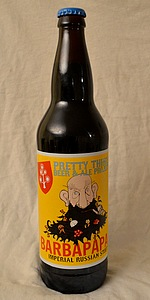 Barbapapa Imperial Russian Stout