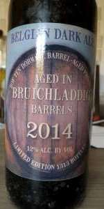 Barrel-Aged Project Brew No. 7 - Bruichladdig