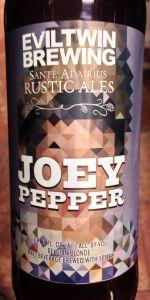 Evil Twin / SARA  Joey Pepper