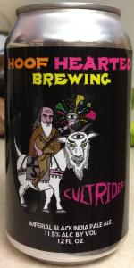 Cultrider Imperial Black IPA