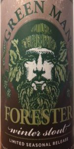 Green Man Forester