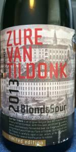 Zure Van Tildonk 2013 No.1