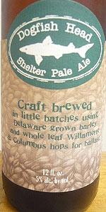 Shelter Pale Ale