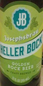 Josephs Brau Heller Bock