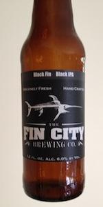 Blackfin Black IPA