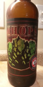 XHOPS Pale Ale (Red Label)