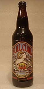 Full Curl Wee Heavy Scotch Style Ale