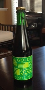 Green Gold (Chardonnay Barrel Aged)