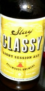 Stay Classy Light Session Ale
