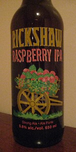 Rickshaw Raspberry IPA