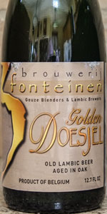 Drie Fonteinen Golden Doesjel