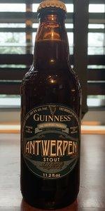 Guinness Special Export Stout / Antwerpen Stout