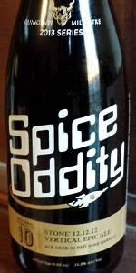 Spice Oddity