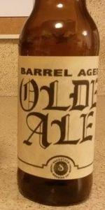Barrel Aged Olde Ale