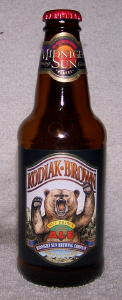 Kodiak Brown Ale