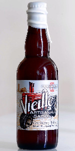 Vieille Artisanal Saison (Cranberry And Spice)