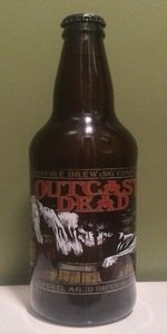 Outcast Dead 2013 Barrel Aged Imperial Red