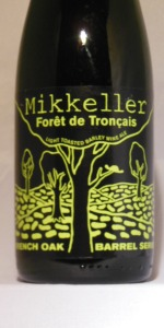 Mikkeller Forêt De Tronçais (Light Toasted)