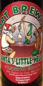 Santa's Little Helper - Oak Barrel Aged