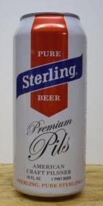 Sterling Premium Pils
