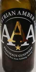 AAA Austrian Amber Ale